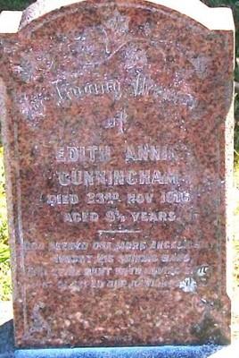 Picture of Taruheru cemetery, block SEC1, plot 57.