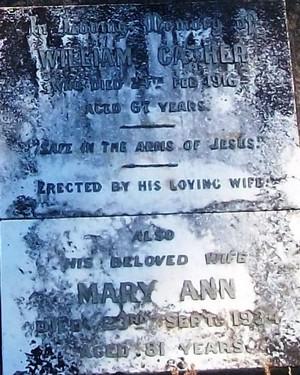 Picture of Taruheru cemetery, block SEC1, plot 59.