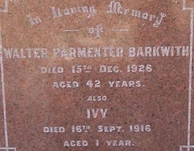 Picture of Taruheru cemetery, block SEC1, plot 60.