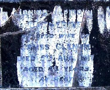 Picture of Taruheru cemetery, block SEC1, plot 64.