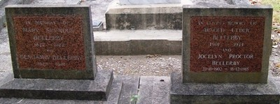 Picture of Taruheru cemetery, block SEC2, plot 511.