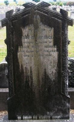 Picture of Taruheru cemetery, block SEC2, plot 521.