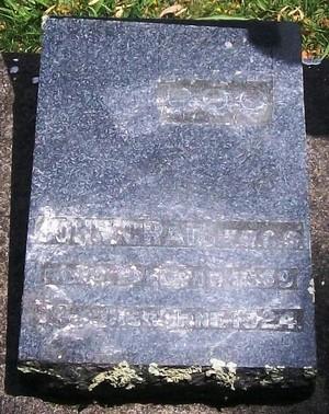 Picture of Taruheru cemetery, block SEC2, plot 523.