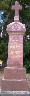 Picture of Taruheru cemetery, block SEC2, plot 527.