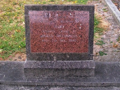 Picture of Taruheru cemetery, block SEC2, plot 572B.