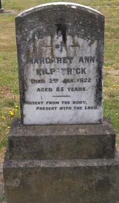 Picture of Taruheru cemetery, block SEC2, plot 598.