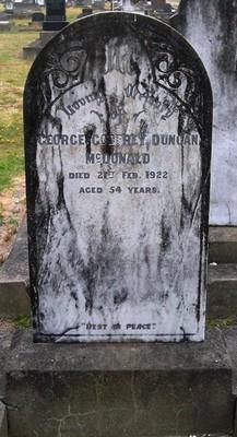 Picture of Taruheru cemetery, block SEC2, plot 601.