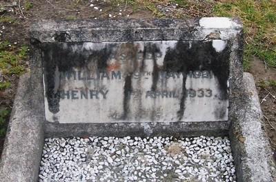 Picture of Taruheru cemetery, block SEC2, plot 629.