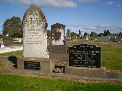 Picture of Taruheru cemetery, block SEC2, plot 635.