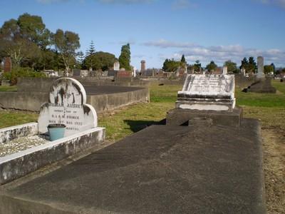 Picture of Taruheru cemetery, block SEC2, plot 671.