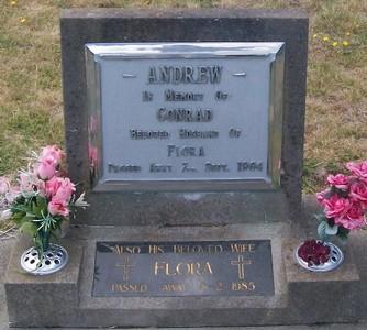 Picture of Taruheru cemetery, block SEC2, plot 693B.