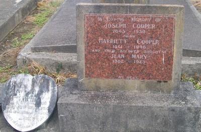 Picture of Taruheru cemetery, block SEC2, plot 699.