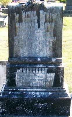 Picture of Taruheru cemetery, block SEC2, plot 718.