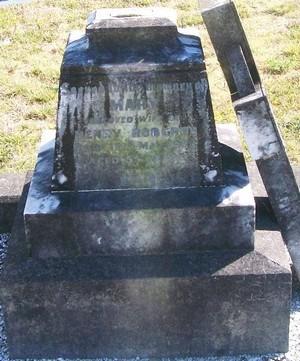 Picture of Taruheru cemetery, block SEC2, plot 722.