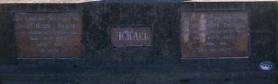 Picture of Taruheru cemetery, block SEC2, plot 724.