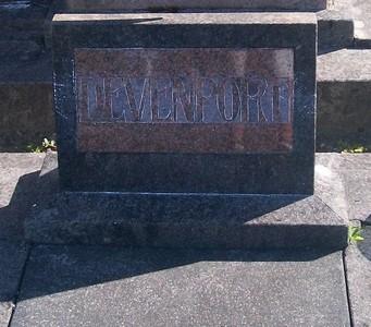 Picture of Taruheru cemetery, block SEC2, plot 730.
