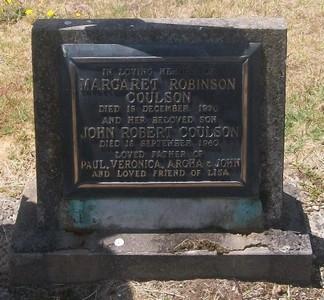 Picture of Taruheru cemetery, block SEC2, plot 769B.