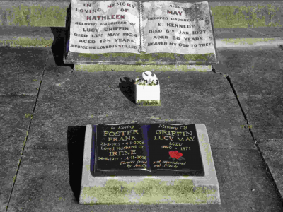 Picture of Taruheru cemetery, block SEC2, plot 779.