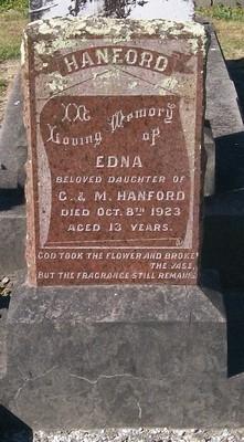 Picture of Taruheru cemetery, block SEC2, plot 823.