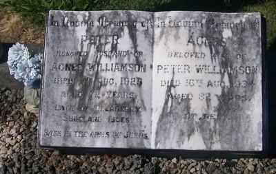 Picture of Taruheru cemetery, block SEC2, plot 827.