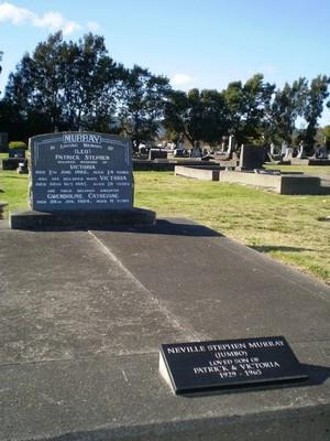 Picture of Taruheru cemetery, block SEC2, plot 833.