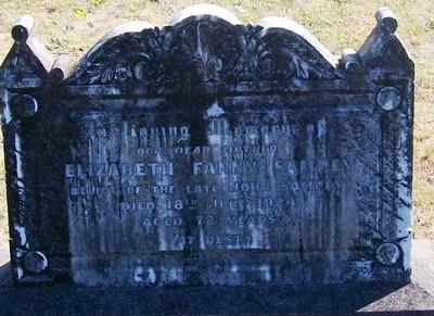 Picture of Taruheru cemetery, block SEC2, plot 871.