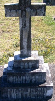 Picture of Taruheru cemetery, block SEC2, plot 873.