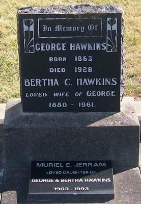 Picture of Taruheru cemetery, block SEC2, plot 885.