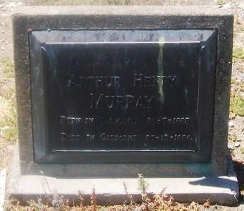 Picture of Taruheru cemetery, block SEC3, plot 1029B.