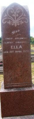 Picture of Taruheru cemetery, block SEC3, plot 1047.
