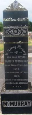 Picture of Taruheru cemetery, block SEC3, plot 1056.