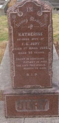 Picture of Taruheru cemetery, block SEC3, plot 1090.