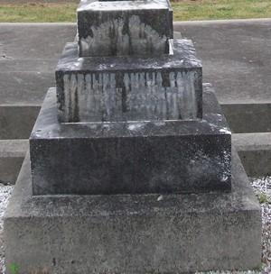 Picture of Taruheru cemetery, block SEC3, plot 1113.