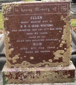 Picture of Taruheru cemetery, block SEC3, plot 1119.