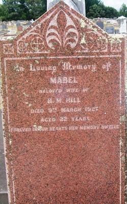 Picture of Taruheru cemetery, block SEC3, plot 1154.
