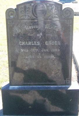 Picture of Taruheru cemetery, block SEC3, plot 1263.