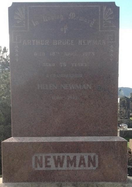 Picture of Taruheru cemetery, block SEC3, plot 1318.