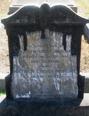 Picture of Taruheru cemetery, block SEC3, plot 1369.