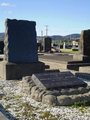Picture of Taruheru cemetery, block SEC3, plot 1373.