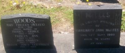 Picture of Taruheru cemetery, block SEC3, plot 916.