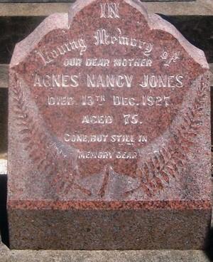 Picture of Taruheru cemetery, block SEC3, plot 946.