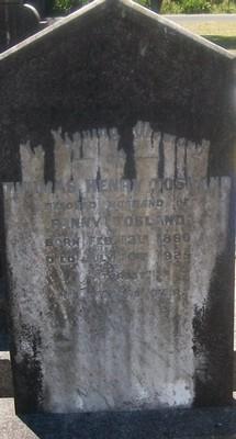 Picture of Taruheru cemetery, block SEC3, plot 973.