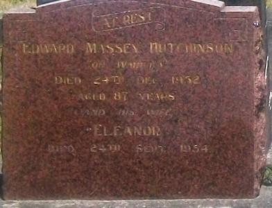 Picture of Taruheru cemetery, block SEC3, plot 995.