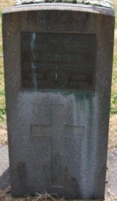 Picture of Taruheru cemetery, block S, plot 160.