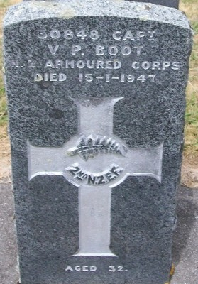 Picture of Taruheru cemetery, block S, plot 195.