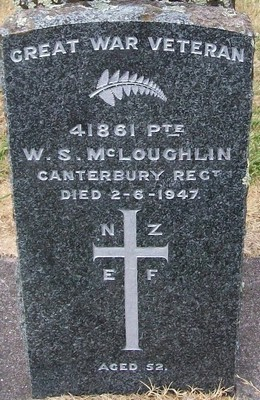Picture of Taruheru cemetery, block S, plot 202.
