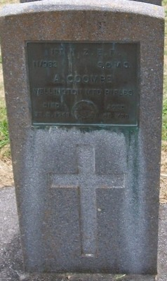 Picture of Taruheru cemetery, block S, plot 216.