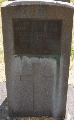 Picture of Taruheru cemetery, block S, plot 228.