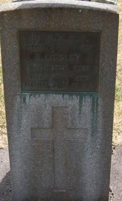 Picture of Taruheru cemetery, block S, plot 230.