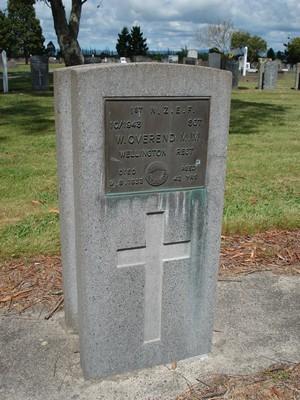 Picture of Taruheru cemetery, block S, plot 61.
